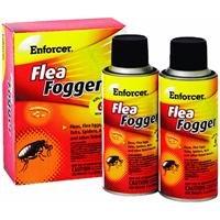 Enforcer 2-Pack Flea Fogger