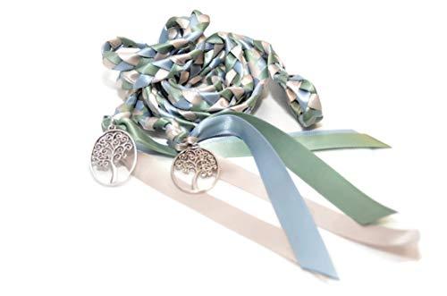 Divinity Braid Element Tree of Life Wedding Handfasting Cord #Wedding #WeddingCeremony #Celtic #Handfasting #HandfastingCord #CelticWedding #CelticKnot ()