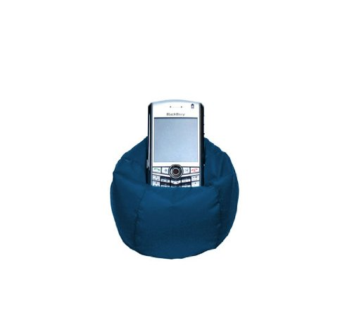 Lug Beanie Chair Cell/iPod Holder, Navy Blue Beanie-Navy Blue