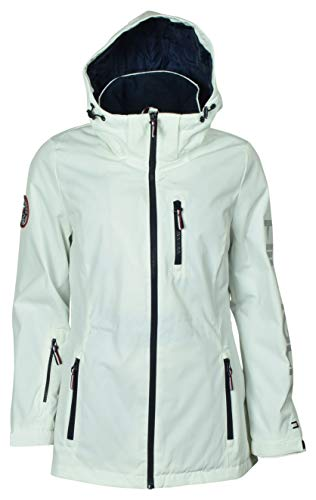 - Tommy Hilfiger 3-in-1 Systems Jacket for Women (White, X-Large)