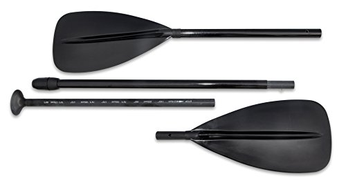 Solstice by Swimline Convertible SUP/Kayak Adjustable Paddle (4 Piece)