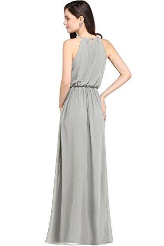 Kleid lang neckholder - Stylische Kleider für jeden tag