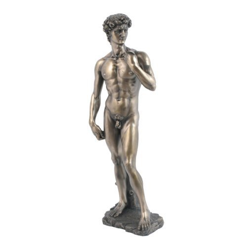 King David - By Michelangelo - A (David Bust)