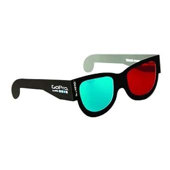 GoPro 3D Glasses - Gafas 3D, negro
