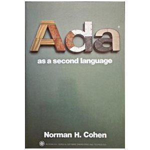 ADA as a Second Language (McGraw-Hill series in software engineering and technology) by McGraw-Hill Inc.,US