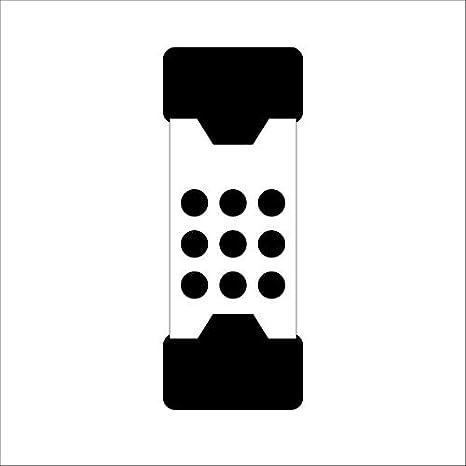 rutschsicherem Griff 3377.060 SUPERCRAFT-Schonh/ämmer /Ø=60 mm mit bruchsicherem Stahlrohrstiel und ergonomisch geformtem