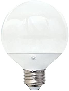 GE LED 5W Soft White G25 Globe White Finish 2-Pack by GE Lighting: Amazon.es: Bricolaje y herramientas