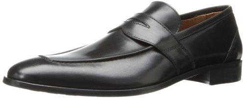Donald Slip Men's Black Calf Pliner Salih On Loafer J 6H6wR
