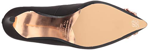 Pump Dahrlin Women's Ted Satin Baker Black q7FWf8v
