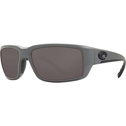 Costa Del Mar Fantail 580P Fantail, Matte Gray Gray, - Sunglasses Costa Fantail