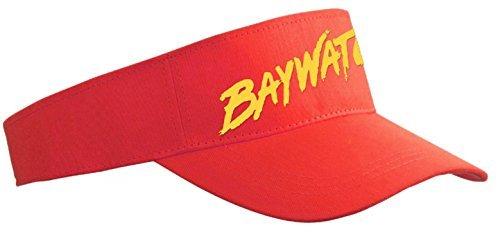 B00GZ2L0LABaywatch Sun Visor (Red)(Size  One Size)  Amazon.co.uk ... 732b0b50980
