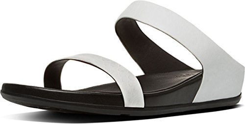 FITFLOP BANDA SLIDE 2016 urban white