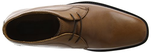 Tan Marrone Uomo 0 Chukka Wexford Stivali Tape Red 8wqSXYS
