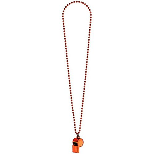 Whistle Necklace Noisemakers Accessory Plastic product image