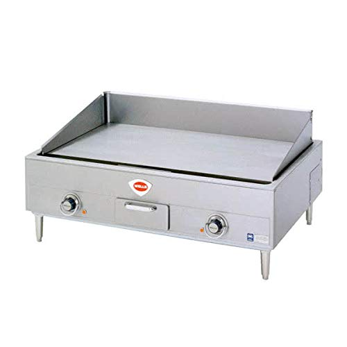 TableTop King G-19 36'' Electric Countertop Griddle - 208V, 12000W