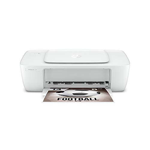 HP Deskjet 1212 Colour Printer for Home Use, Compact Size, Reliable, and Affordable Printing,Easy Set-up Through HP…