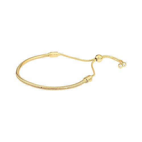 Pandora Shine Moments Sliding Bracelet 567110CZ2 (Gold Pandora)