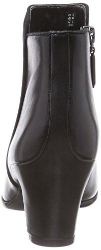 Ecco ECCO ALLISTON - botines chelsea de cuero mujer Negro (BLACK1001)