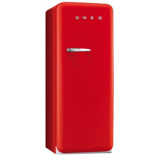 Smeg FAB28RR1 Standkühlschrank / A++ / 248 L / Rot / mit ... | {Standkühlschränke 10}