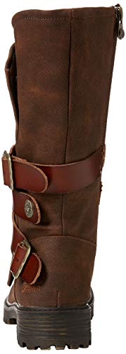 Femme Rider whiskey 215 Marron Dyecut Bottes Rustic Blowfish tobacco xEYzzw