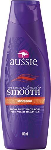 Shampoo Aussie Miraculously Smooth 180