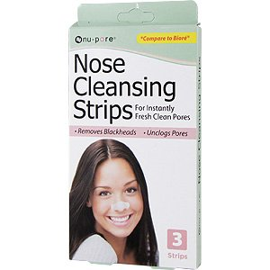 how to keep nose pores clean