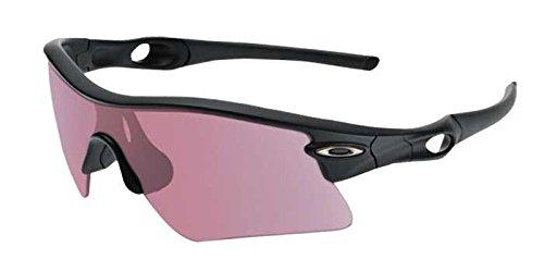 Oakley Radar Range Matte Black / Prizm TR45 Lens Shooting glasses w/ Case