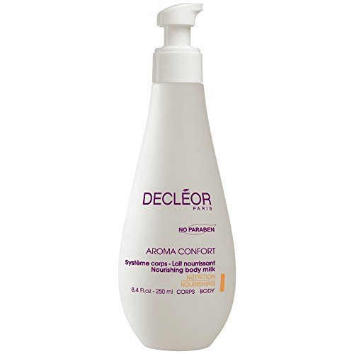 Decleor Hand Nourishing Cream - Decleor Systeme Corps Moisturizing Milk All Skins, 8.4 Ounce