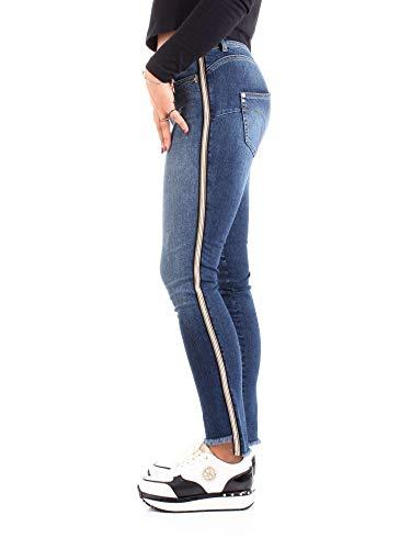 Algodon Mujer 8j0210a1wzblue Patrizia Jeans Azul Pepe UqgwW5WIYA