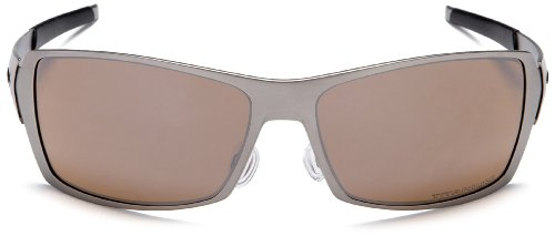 bc67aa477d6 Amazon.com  Oakley Men s Spike Titanium Iridium Sunglasses