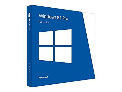 14 opinioni per Windows 8.1 Professional 32/64bit licenza ESD (elettronica) no DVD