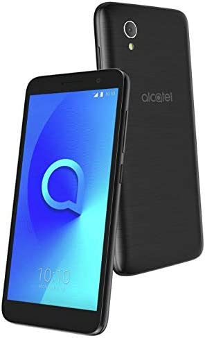 Alcatel 1 (2019) 4G LTE Unlocked 5 inch 8MP Flash 5033D Quad Core Factory Unlocked Android Oreo Worldwide Desbloqueado 31Oa1NK5RSL