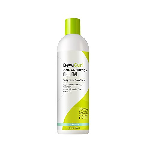 DevaCurl One Condition Ultra Creamy Daily Conditioner, 12 Fluid Ounce