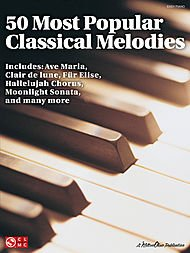 Popular Classical Melodies For Easy Piano ()