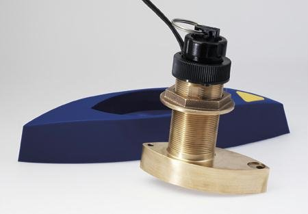 (B744V-BL Airmar B744V W-Lowrance Blue Connector)