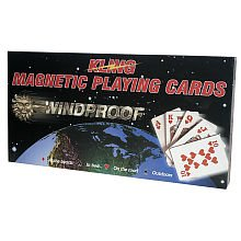 Kling Magnetic Playing Cards - Complete Game Set by Kling Magnetics