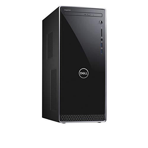 2018 Dell_Inspiron High Performance Desktop Tower with i5-8400 Quad-Core Processor, 24GB Memory (8GB RAM+16GB Intel Optane Memory), 1TB Hard Drive, Bluetooth, DVD/RW, HDMI, VGA, WiFi, USB 3.1, Win 10