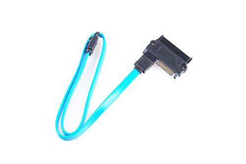 (KNACRO SFF-8482 SAS 22 Pin to 7 Pin + 15 Pin SATA Hard Disk Drive Raid Adapter with 15 Pin Power With SATA3.0 6Gbps Cable)