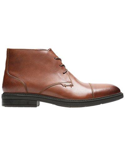 Bostonian - Mens Cordis Mid Boot In Pelle Color Cuoio