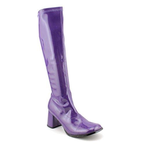 Purple Pleaser W Pat Donna Stivali Gogo300 Str qRPRfHUw