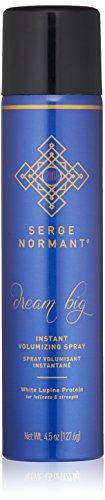 Serge Normant Dream Big Instant Volumizing Spray- 4.5 (Best Enjoy Volume Hair Mousses)