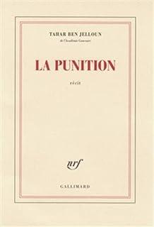 La punition, Ben Jelloun, Tahar