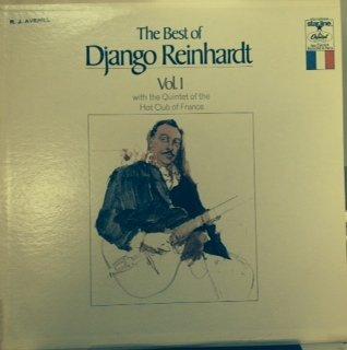 The Best of Django Reinhardt Vol. 1 with the Quintet of The Hot Club of France (Django Reinhardt Best Of)