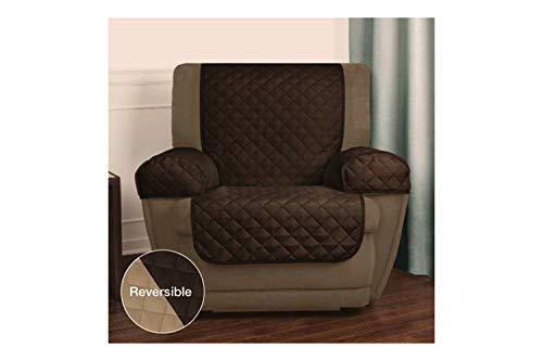 Mainstays Reversible Microfiber Fabric Pet/Furniture Recline