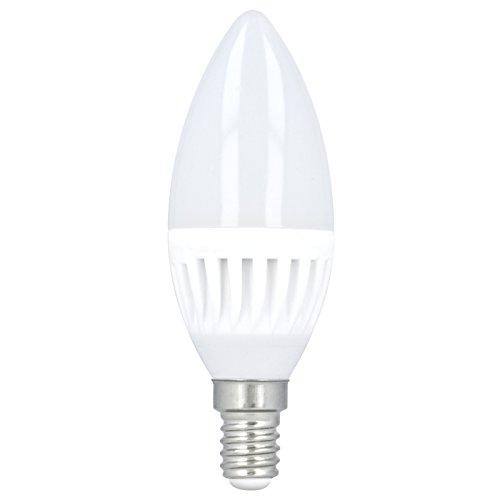 3 x E27 10 W LED Bombilla Vela forma 6000 K Blanco frío 900 lúmenes equivalente a 66 W Incandescente Bombilla Bombilla De Bajo Consumo 3 Pack: Amazon.es: ...