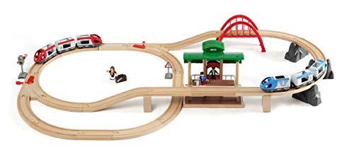 BRIO World - 33512 Travel Switching Set | 42 Piece for sale  Delivered anywhere in USA