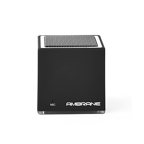 Ambrane BT 2000 5W Portable Bluetooth Mobile/Tablet Speaker