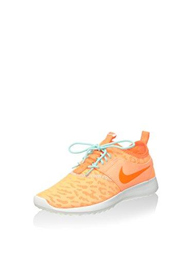 Nike Damen 844973-800 Turnschuhe creme/orange/weiß