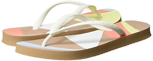 Reef Femme Tongs Escape Geo tan Multicolore rPqxrawO