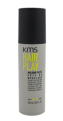 KMS Hairplay Molding Paste 5.1oz 2 Pack NA